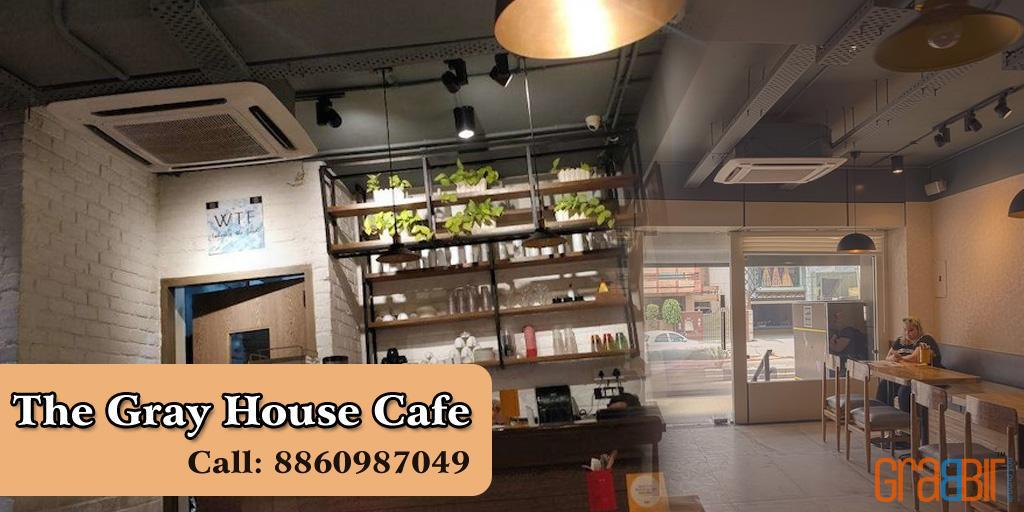 The Gray House Cafe