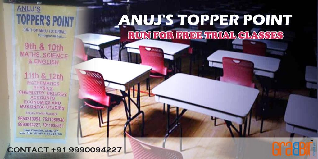 Anuj's Topper Point