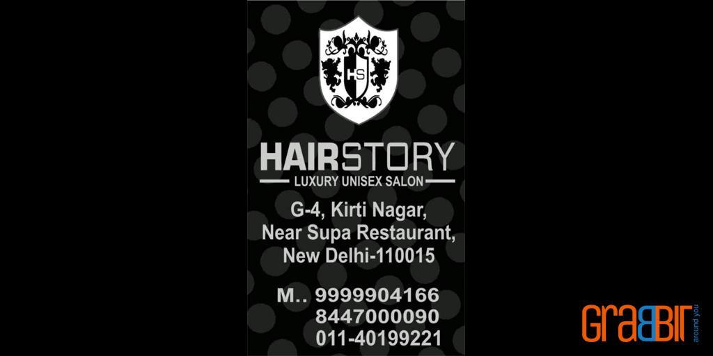 Hair Story Luxury Unisex Salon