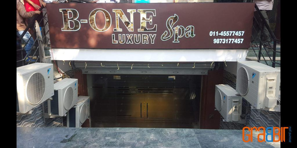 B-One Luxury Spa