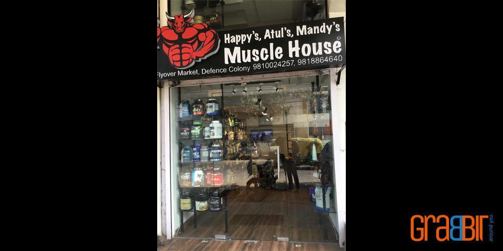 Happy's, Atul's, Mandy's Muscle House