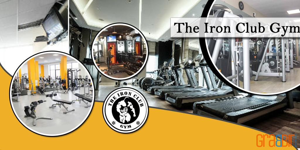 The Iron Club Gym