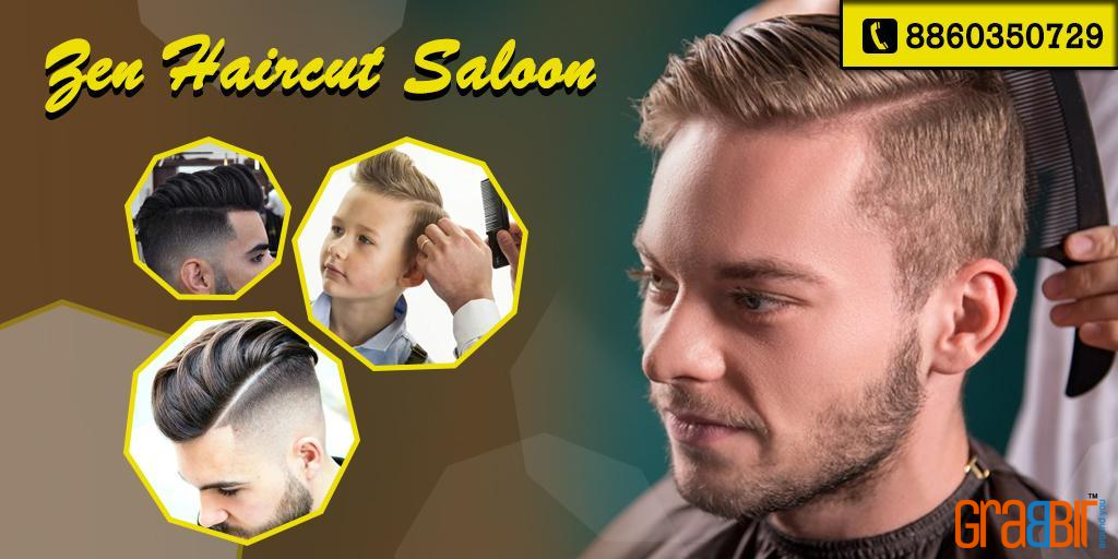 Zen Haircut Saloon