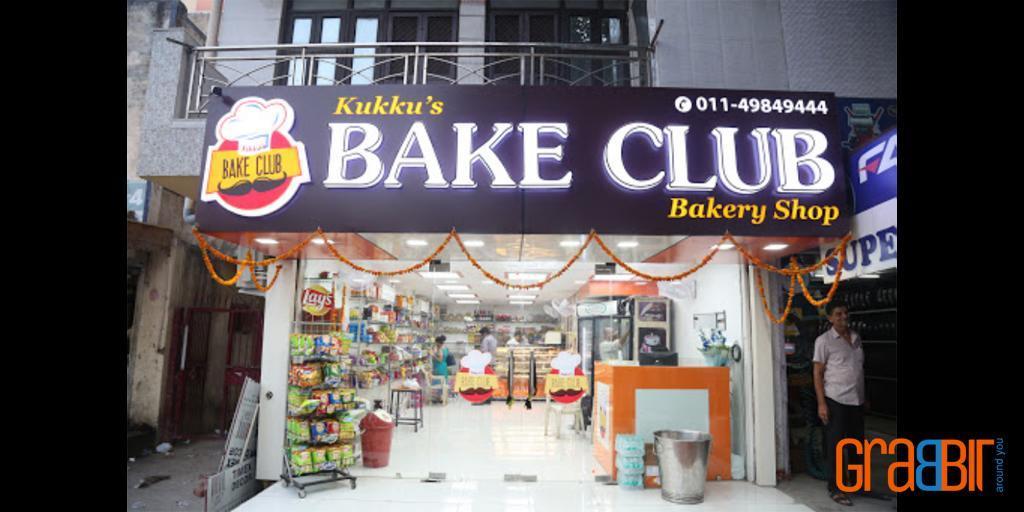 Kukku's Bake Club Bakery Shop