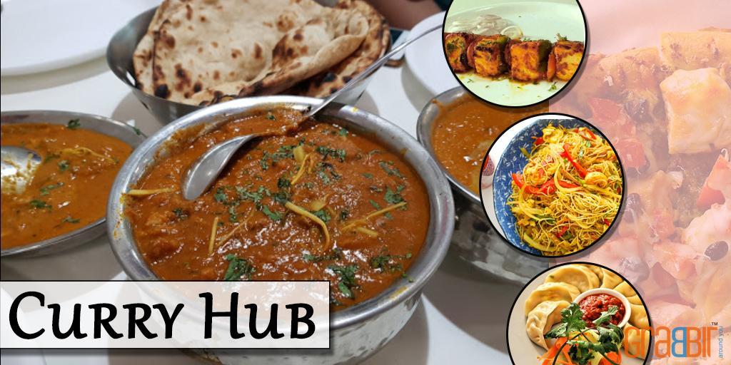 Curry Hub