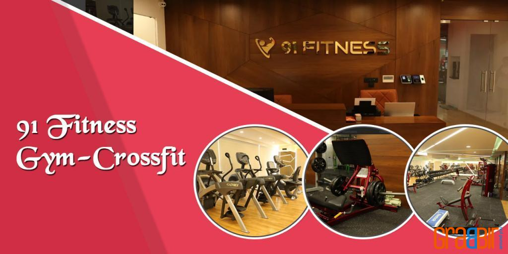 91 Fitness Gym-Crossfit