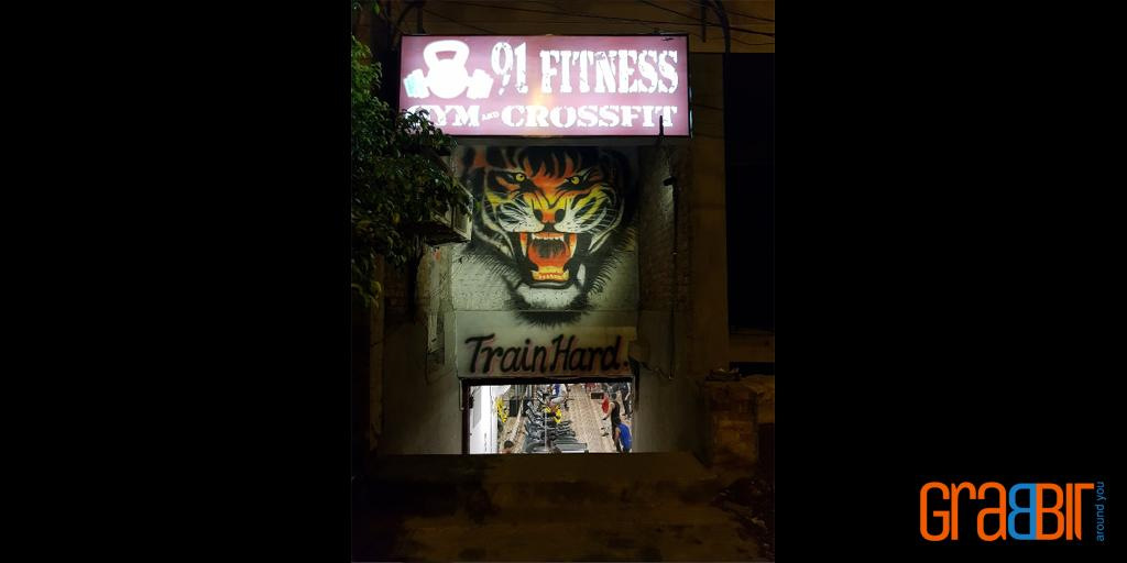 91 Fitness Gym-Crossfit