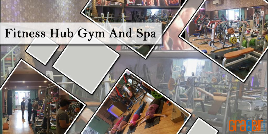 Fitness Hub Gym And Spa