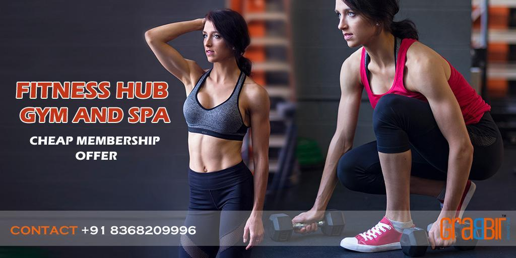 Fitness Hub Gym And Spa