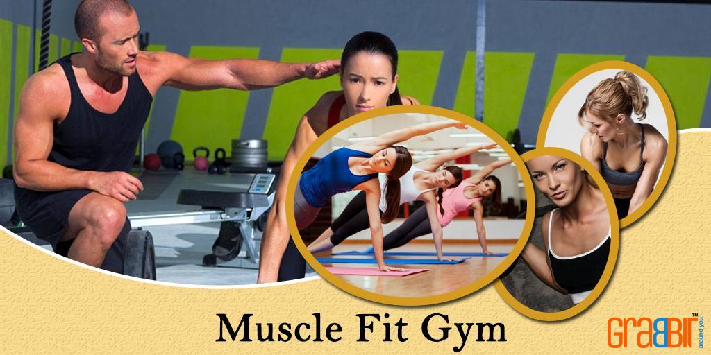 Muscle Fit Gym