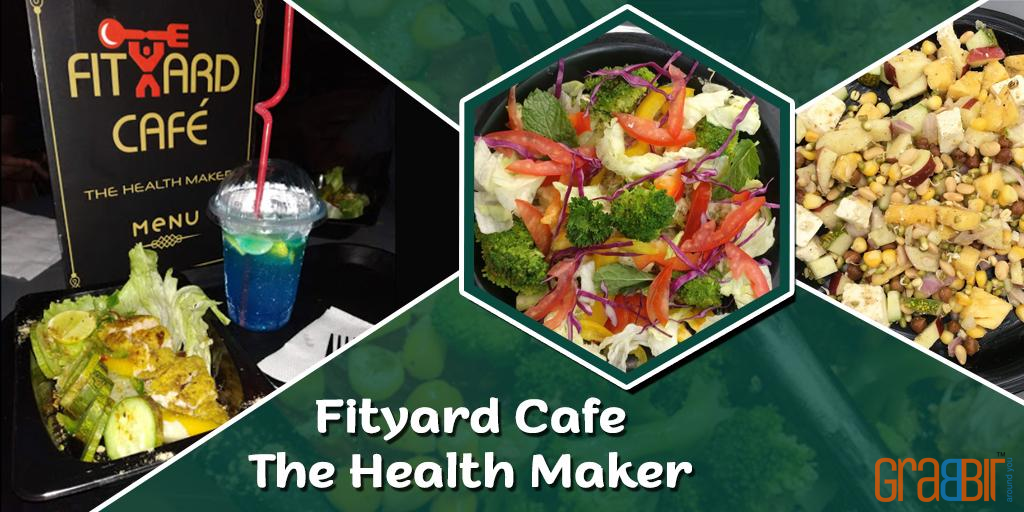 Fityard Cafe - The Health Maker
