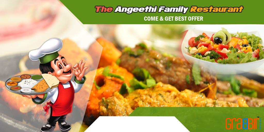 The Angeethi Family Restaurant