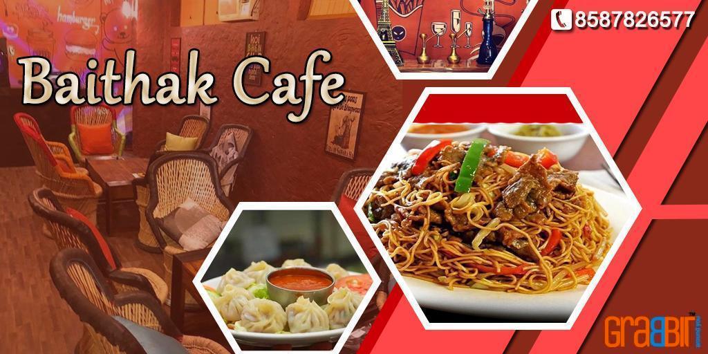 Baithak Cafe
