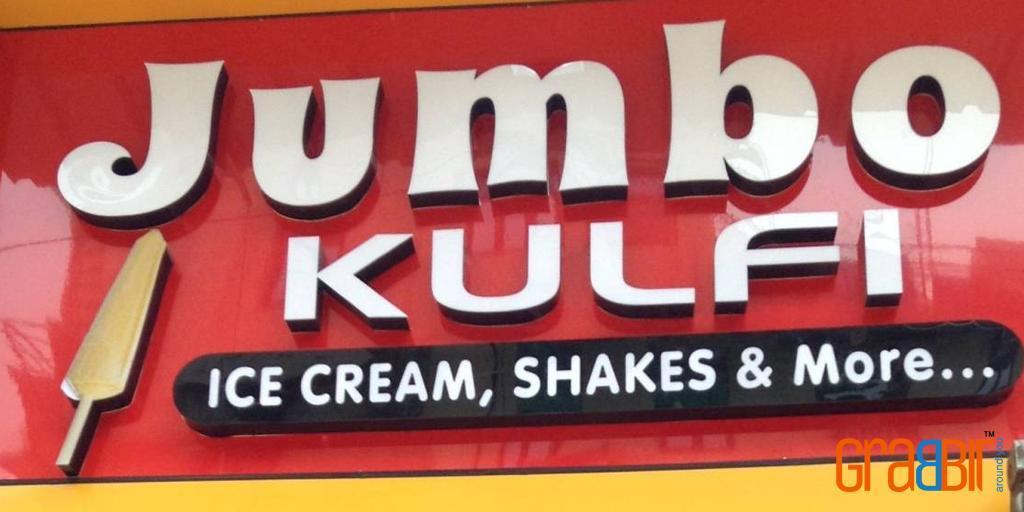 Jumbo Kulfi