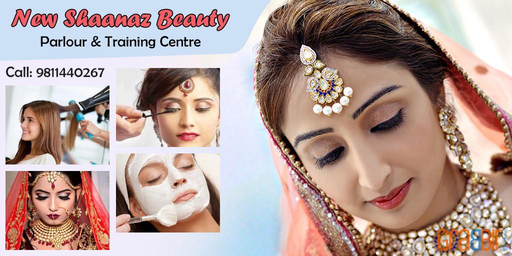 New Shaanaz Beauty Parlour & Training Centre