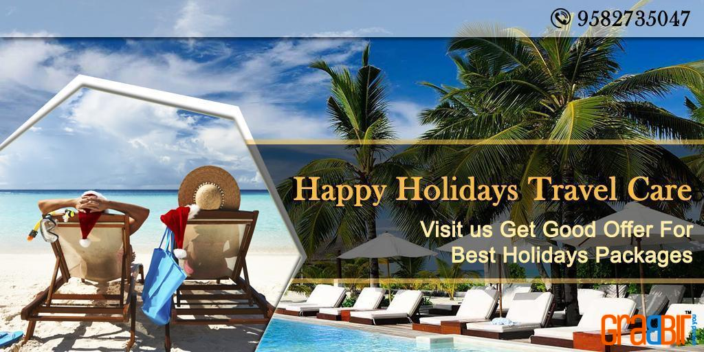 Happy Holidays Travel Care