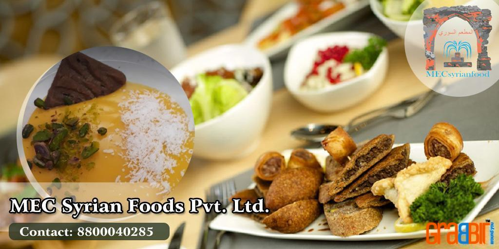 MEC Syrian Foods Pvt. Ltd.