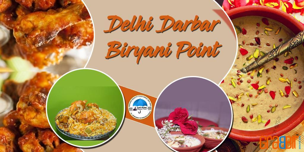 Delhi Darbar Biryani Point