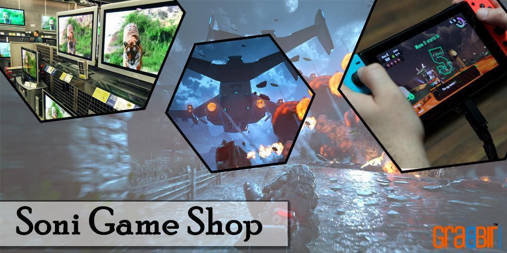 Soni Game Shop
