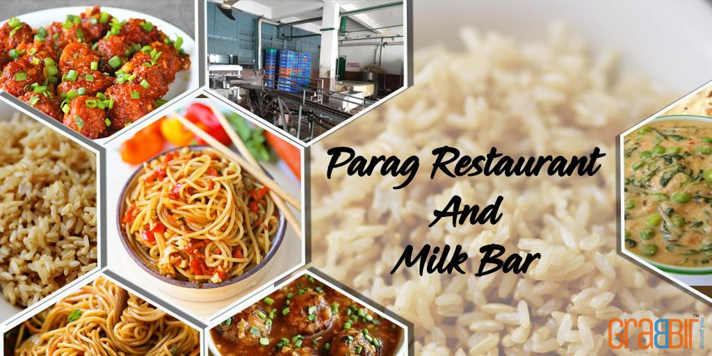 Parag Restaurant And Milk Bar