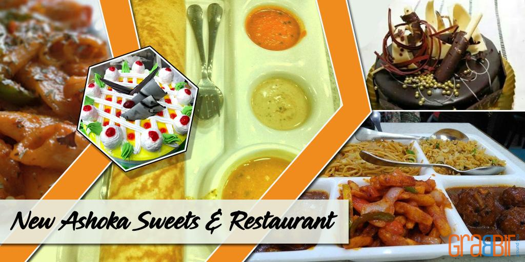 New Ashoka Sweets & Restaurant