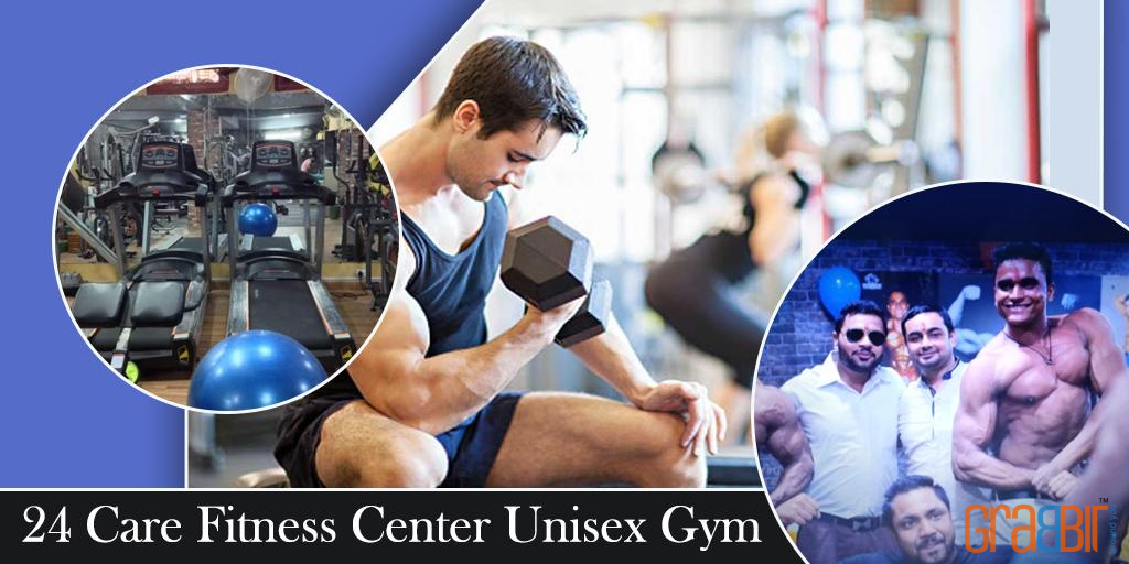 24 Care Fitness Center Unisex Gym