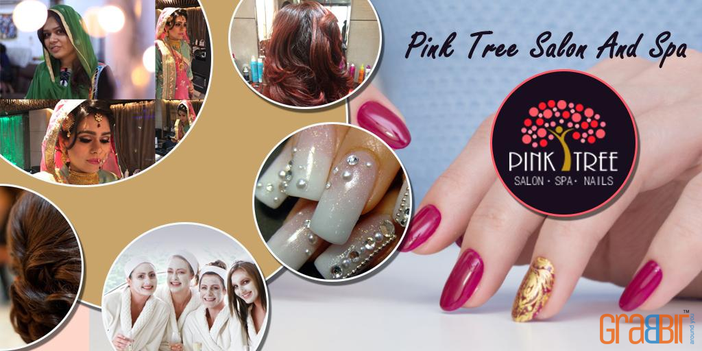 Pink Tree Salon And Spa