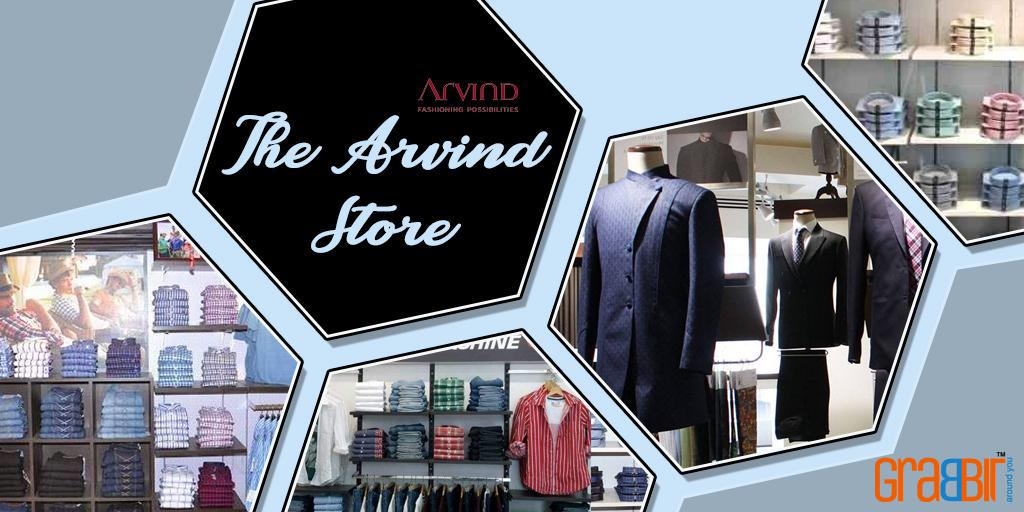 The Arvind Store