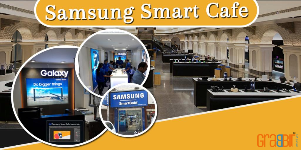Samsung Smart Cafe