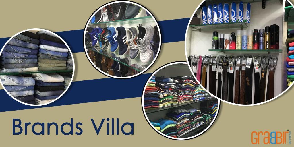 Brands Villa