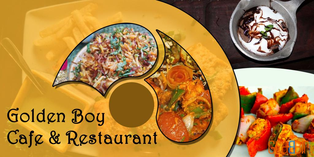 Golden Boy Cafe & Restaurant