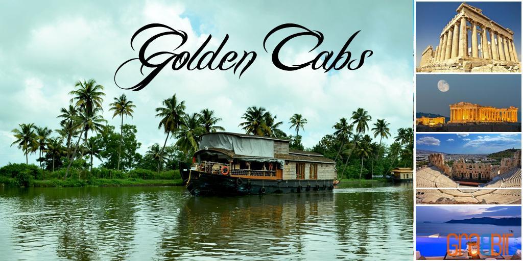 Golden Cabs