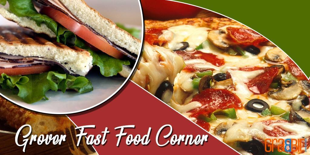 Grover Fast Food Corner