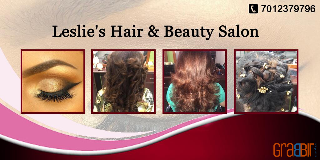 Leslie's Hair & Beauty Salon