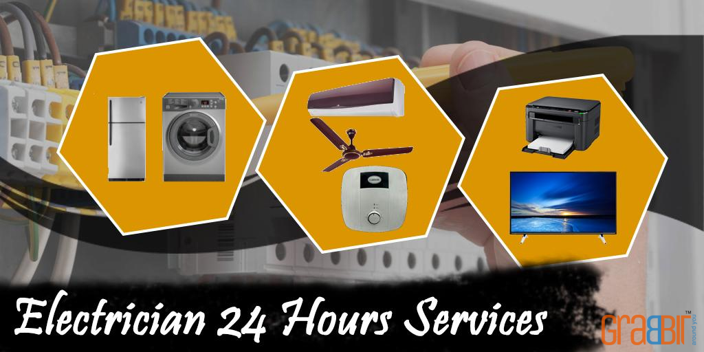Electrician 24 Hours Services