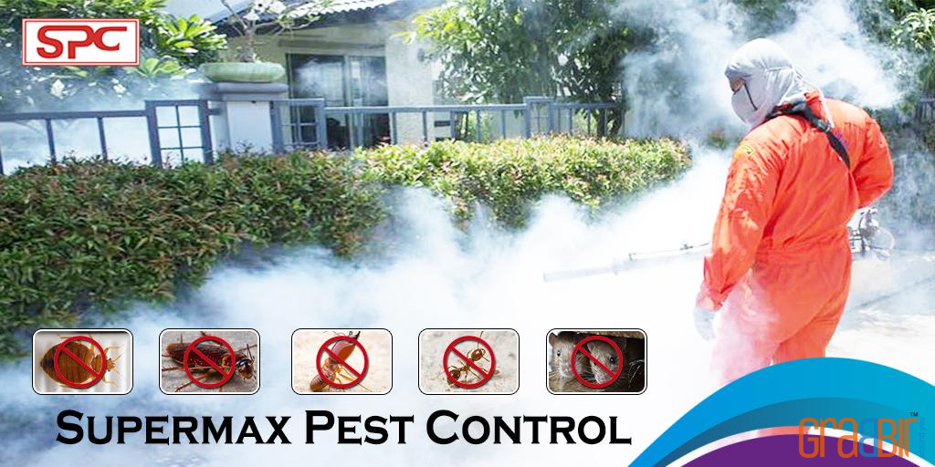 Supermax Pest Control
