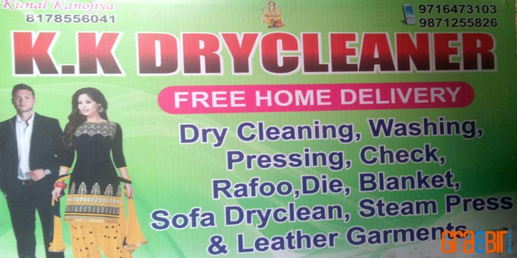 K K Dry Cleaner