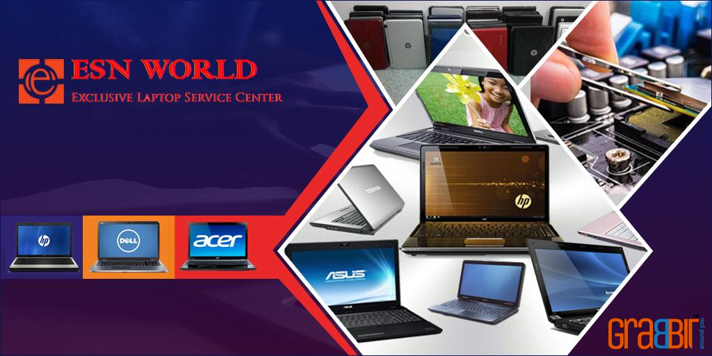 ESN World Exclusive Laptop Service