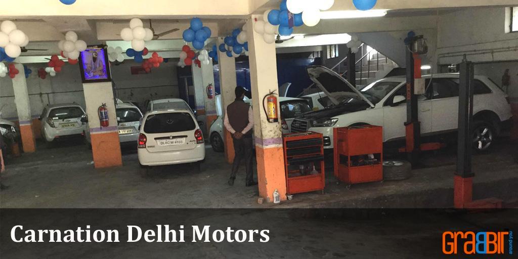 Carnation Delhi Motors
