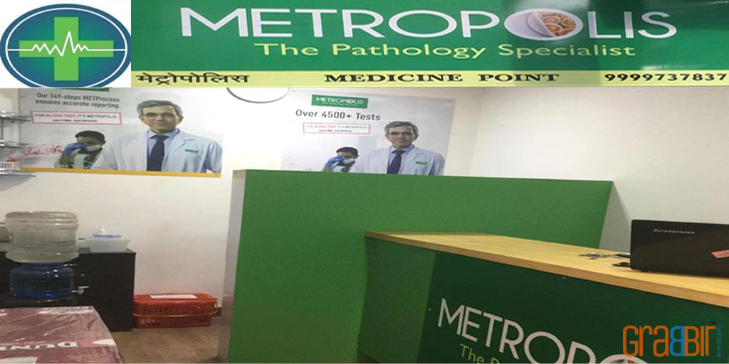Metropolis Healthcare