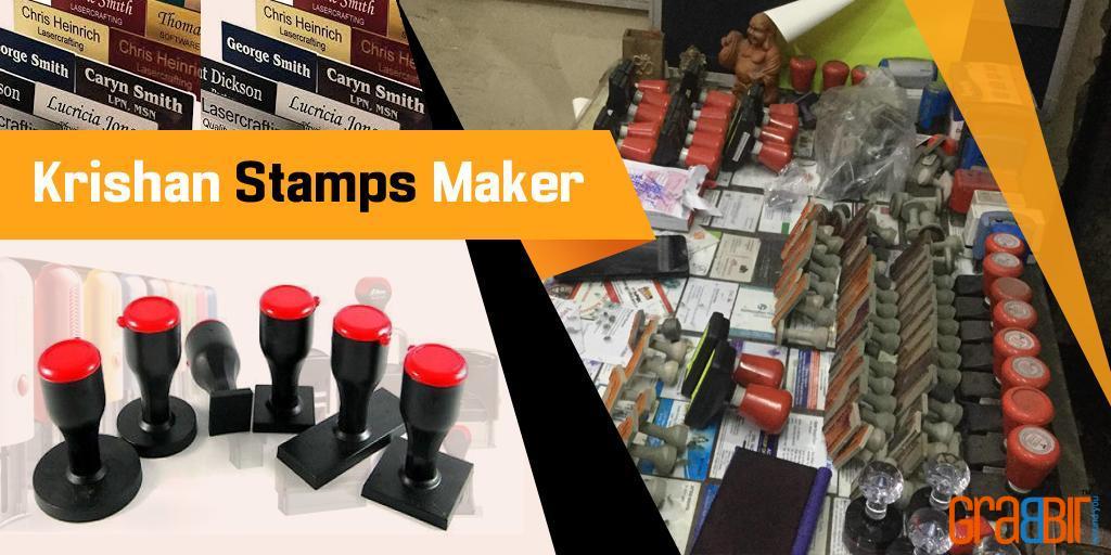 Krishan Stamps Maker