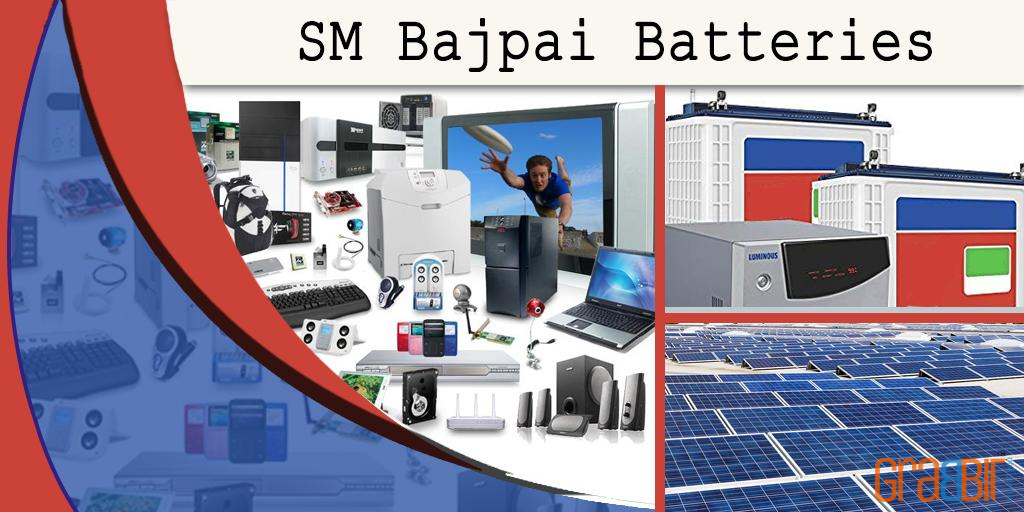 SM Bajpai Batteries