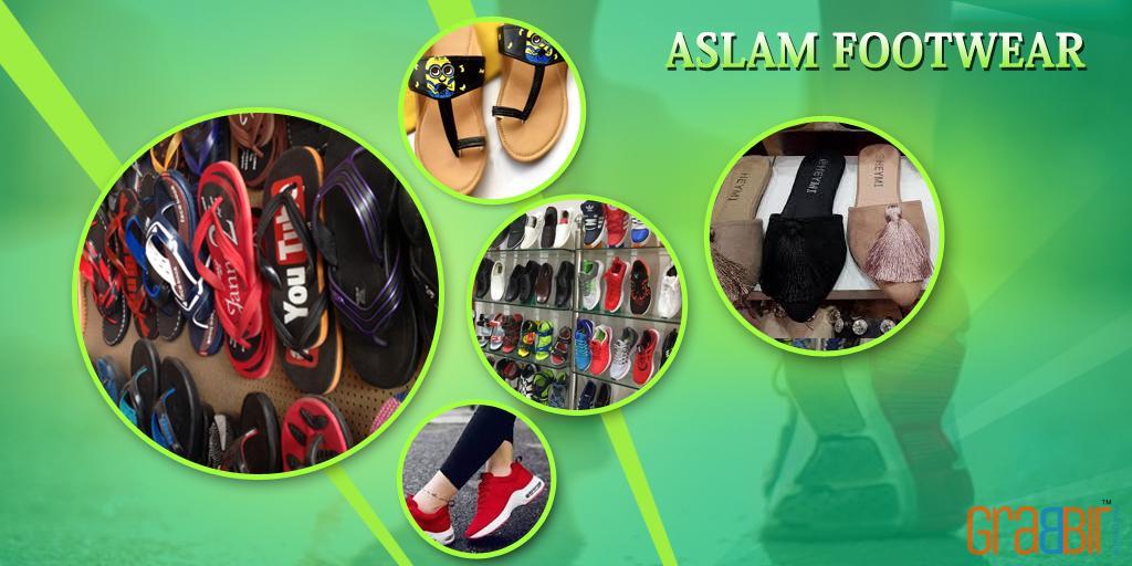 Aslam Footwear