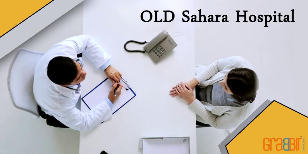 OLD Sahara Hospital