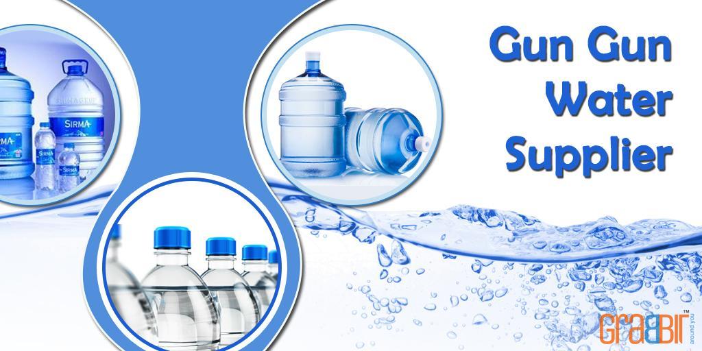 Gun Gun Water Supplier